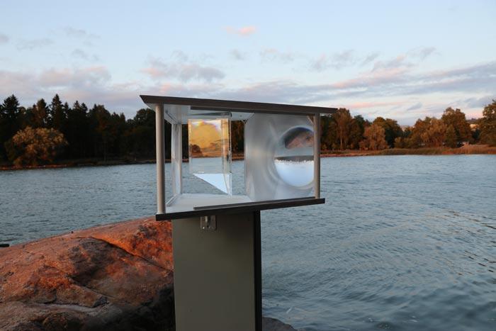Kasper Muttonen: Architecture of water, Lapinlahti