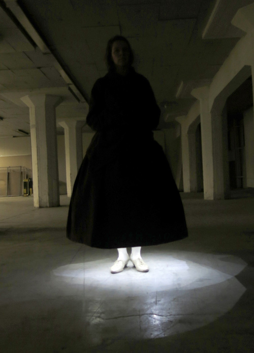 Kaarina Ormio & Markus Tuormaa: Will-o'-the-Wisp Dress