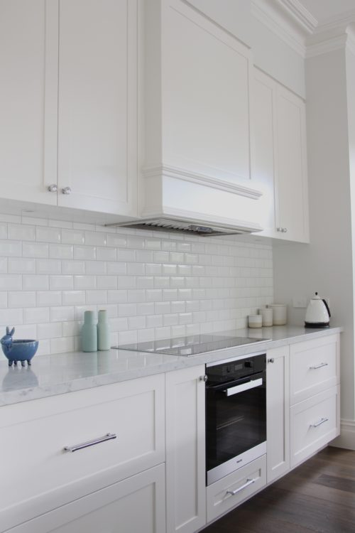 How I used subway tiles in our new build.