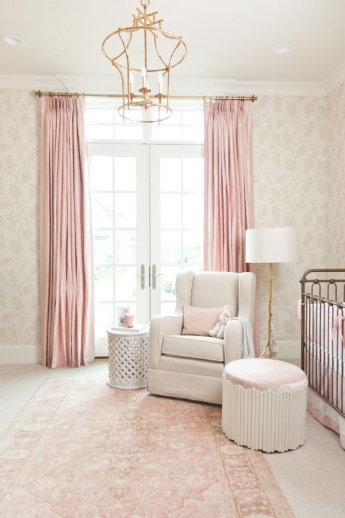 Friday's Favourites Pink Nursery