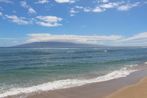 Lahaina Beach, Hawaii Four-O. Gallerie B