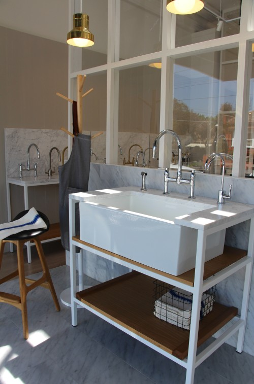 The English Tapware Company's New Showroom, Gallerie B