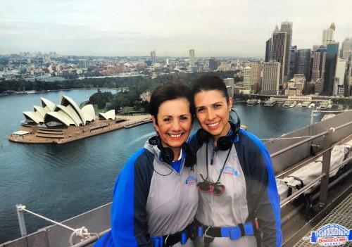Sydney Harbour Bridge Climb, Gallerie B blog.