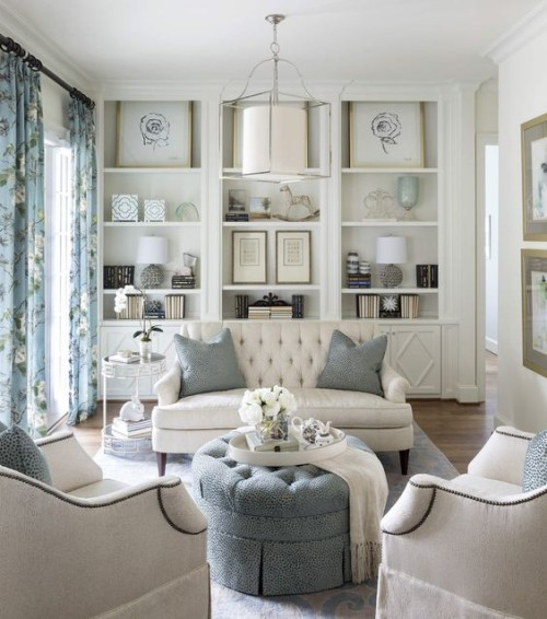 Elegant sitting room. Friday's Favourites, Gallerie B