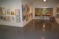 et hjørne av galleriet, foto