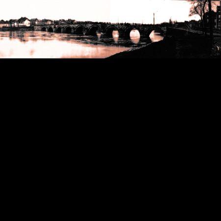 'Oude brug' van Maastricht