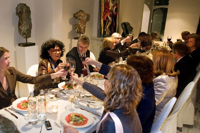 Diner Femmes Fatales 2007