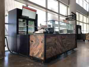 Arena Food and Beverage Kiosk Venues Food Beverage State Farm Arena Atlanta Georgia 3