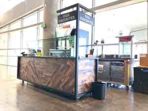 Arena Food and Beverage Kiosk Venues Food Beverage State Farm Arena Atlanta Georgia 4