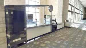 Convention Center Food Kiosk Austin Convention Center Austin Texas 1