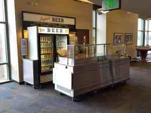 Ball Park Bar Carts Venues Beverage Miller Park Milwaukee Wisconsin 2