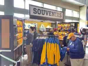 Ball Park Retail Carts Venues Merchandise Miller Park Milwaukee Wisconsin 2