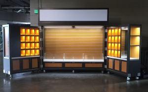 Ball Park Retail Carts Venues Merchandise Miller Park Milwaukee Wisconsin 3