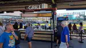 Ballpark Food Beverage Kiosk Mobile Cart Venues Food Las Vegas Ballpark Summerlin Nevada 6