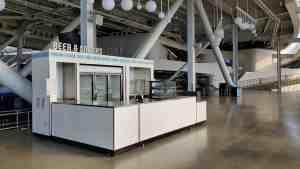 Bright Design Concession Kiosk SoFi Stadium Food Carts 2