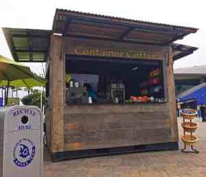 Coffee Shipping Container Venues Beverage Long Beach Aquarium Long Beach California 1