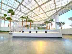 Concession Kiosk Venues Convention Centers Food SoFi Stadium Los Angeles California 1