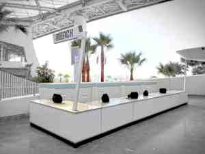 Concession Kiosk Venues Convention Centers Food SoFi Stadium Los Angeles California 2