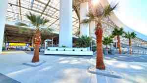 Concession Kiosk Venues Convention Centers Food SoFi Stadium Los Angeles California 3