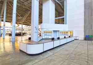 Concession Kiosk Venues Convention Centers Food SoFi Stadium Los Angeles California 5