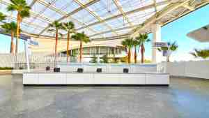 Concession Kiosk Venues Convention Centers Food SoFi Stadium Los Angeles California 8