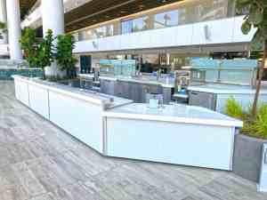 High end Suite Level Beverage Kiosk Venues SoFi Stadium Los Angeles California 3