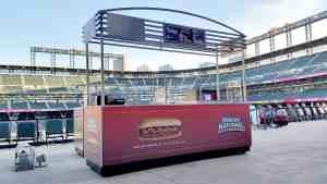 Mobile Grill Carts Venues Food Coors Field Denver Colorado 1