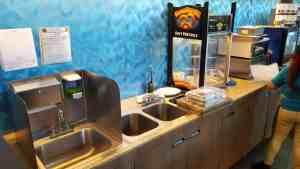 Stadium Concourse Beverage Kiosk Venues Levi Stadium SantaClara California 6