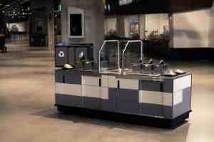 Stadium Condiment Carts Venues Condiment US Bank Stadium Minneapolis Minnesota 1