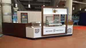 Stadium Food Kiosks Venues Food NRG Stadium Houston Texas 7