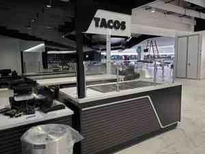 Stadium Mobile Concessions Cart Venues Food Beverage Allegiant Stadium Las Vegas Nevada 3