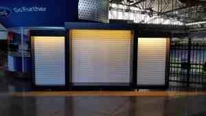 Stadium Retail Kiosk Venues Merchandise Ford Field Detroit Michigan 2