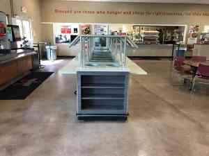 University Buffet Carts Campuses HighEnd Arizona Christian University Phoenix Arizona 5