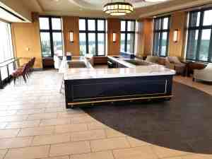 University Club Level Bar Carts Campuses HighEnd University Of Notre Dame SouthBend Indiana 2