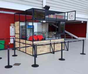 Levi Stadium Food Kiosk 2 1