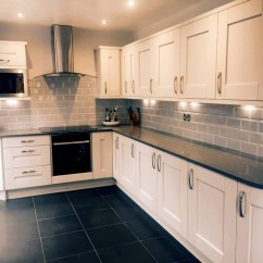 Kitchen Island Breakfast Bar What Are The Sharpest Knives Fitted In Wollaston, By Gallery: Light-grey ...