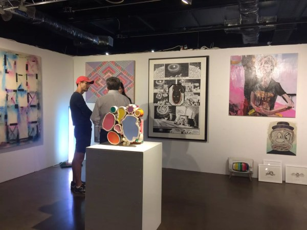Case Study Small Market Galleries Collaborated Attract & Young Collectors Fuel