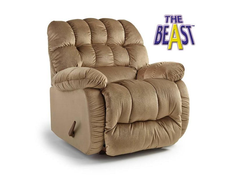 Roscoe Big Mans Recliner  Gallery Home Furnishings