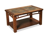 Preston Caster Coffee Table - Gallery Home Furnishings