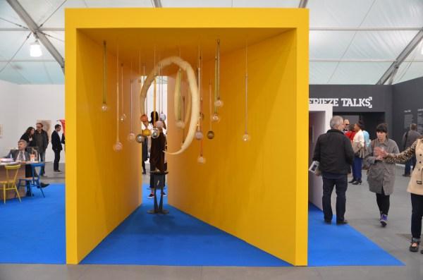 Art Fairs Shaping Contemporary