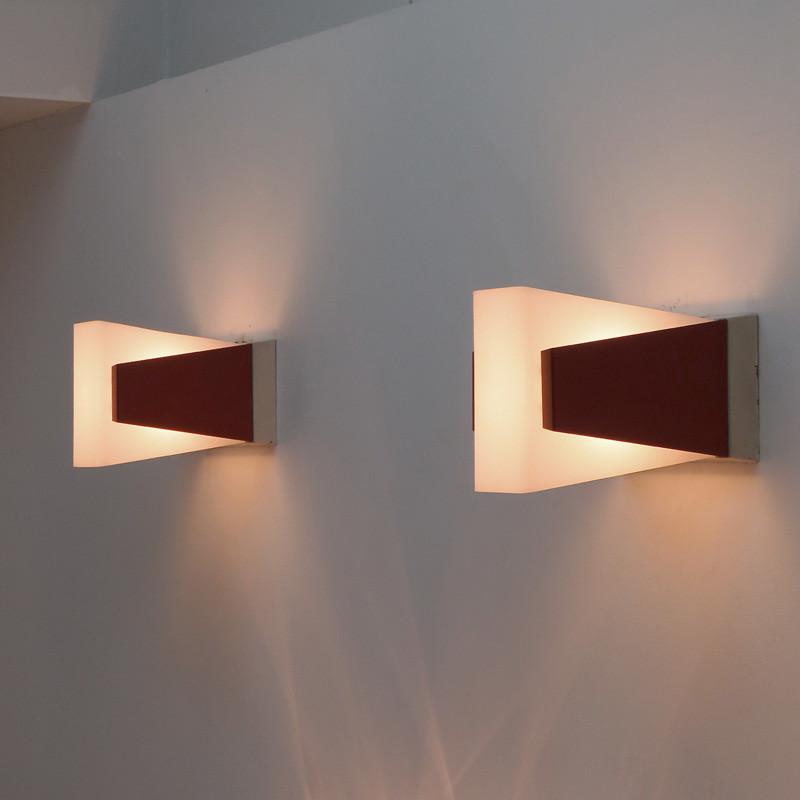Geometric philips wall lights gallery l7 aloadofball Choice Image