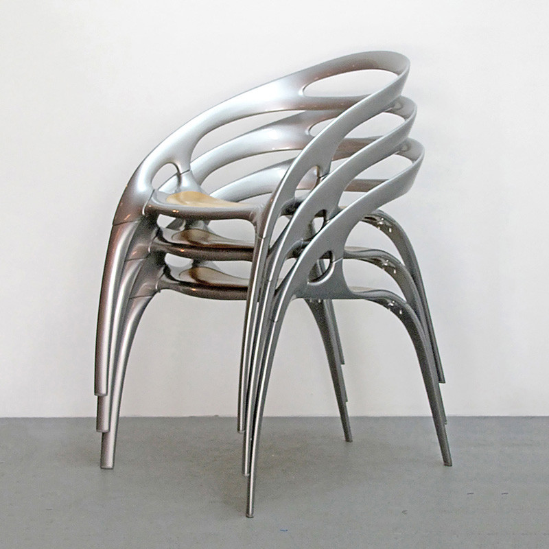 six go chairs by ross lovegrove gallery l7
