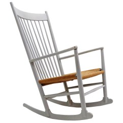 Hans Wegner Rocking Chair Gym Exercise System J Model J16 1961 Gallery L7 2 600 00 Prev
