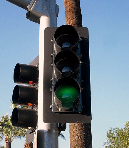 Traffic Signals  Intellight ESB Front View  Gallery of