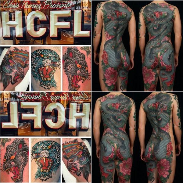 Hcfl Tattoo