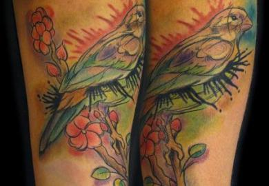Tattoos On Womens Virginas