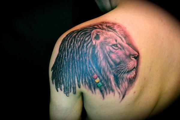 20 Rastafarian Tattoos Ideas And Designs