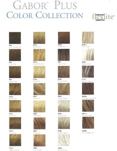 Gabor plus color chart also instinct wig stylegabor next collectiongabor wigs rh galleryofwigs