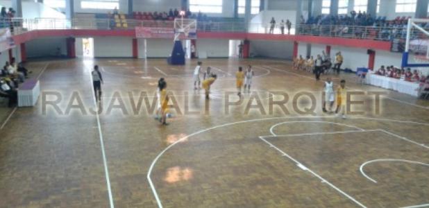 Ukuran Lapangan Basket