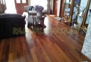flooring kayu jati